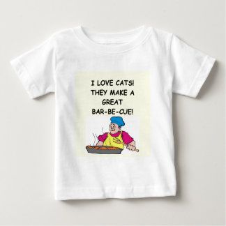 cat hater baby T-Shirt