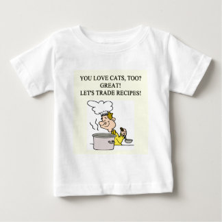 cat hater design baby T-Shirt
