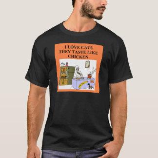 cat hater design T-Shirt
