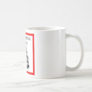 cat hater classic white coffee mug