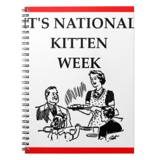 cat hater note books