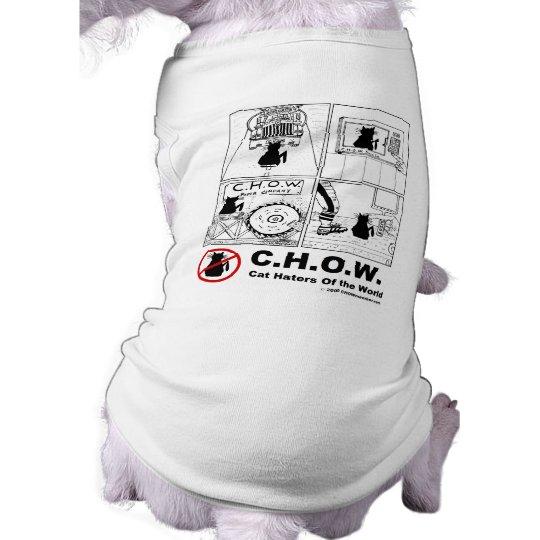 Cat Haters Cartoon Pet T-shirt