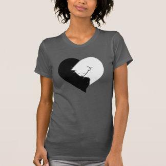 Cat Heart T-shirt
