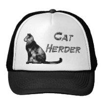 Cat Herder Trucker Hat