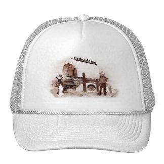 Cat House Inn Mesh Hats