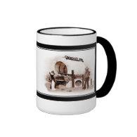 Cat House Inn Mug
