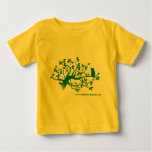Cat House on the Kings, Cat in a Tree apparel Baby T-Shirt