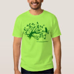 Cat House on the Kings, Cat in a Tree apparel T-Shirt
