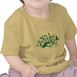 Cat House on the Kings, Cat in a Tree apparel Tee Shirts
