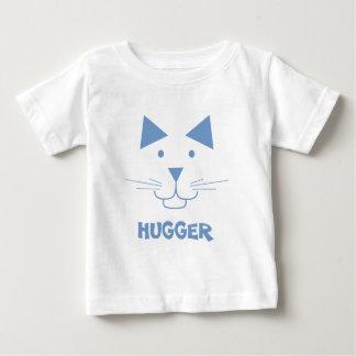 Cat Hugger Baby T-Shirt