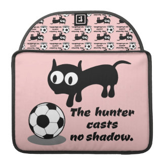 Cat Hunting A Ball Sleeves For MacBook Pro