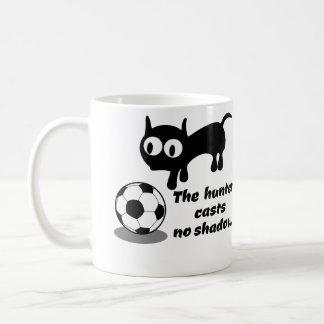 Cat Hunting A Ball Mug