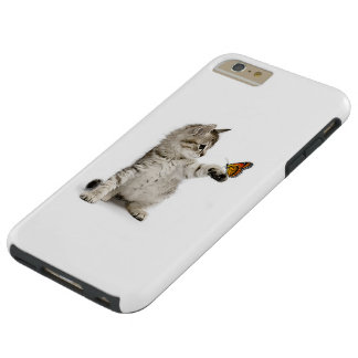 Cat image for iPhone 6 Plus, Tough Tough iPhone 6 Plus Case