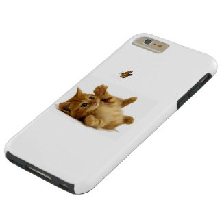 Cat image for iPhone-6-Plus-Tough Tough iPhone 6 Plus Case