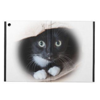 Cat in a bag case for iPad air