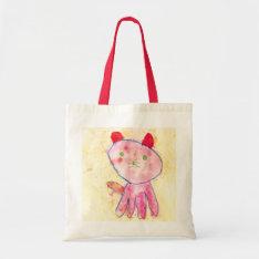 Cat In A Cornfield Bag at Zazzle