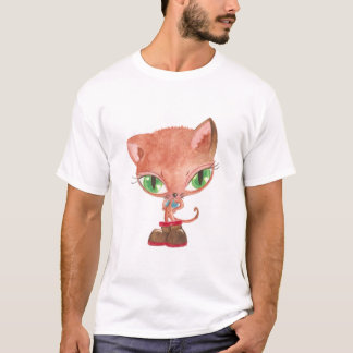 Cat in boots T-Shirt