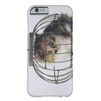 Cat in cage barely there iPhone 6 case