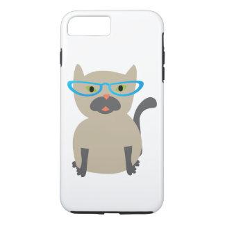 Cat in Glasses iPhone 7 Plus Case
