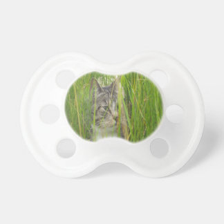 cat in grass hide and seek peace and joy pacifiers