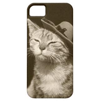 Cat In Hat iPhone SE/5/5s Case