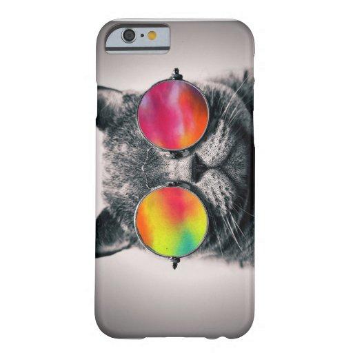 CAT IN SPACE iPhone 6 CASE