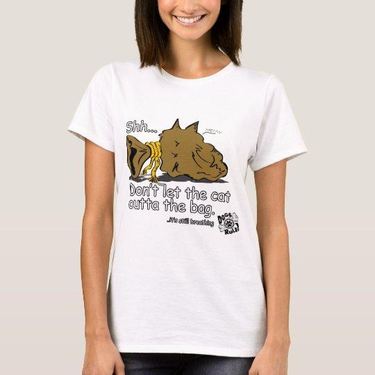 Cat In The Bag T-Shirt