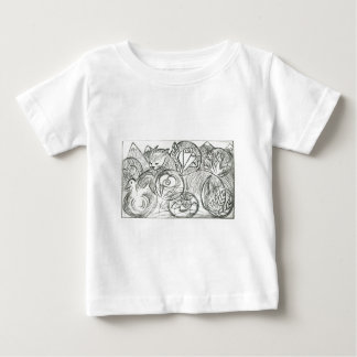 Cat in the Dreamtime Baby T-Shirt