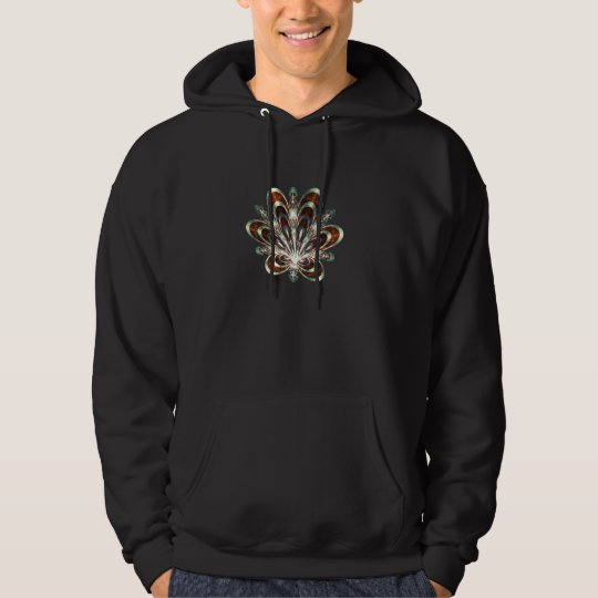 Cat in the Fract Hoodie