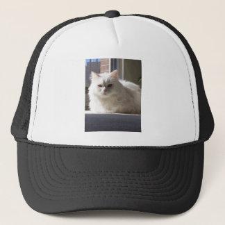 Cat In The House Trucker Hat