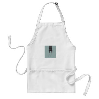 Cat in the pocket adult apron