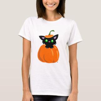 Cat in the Pumpkin T-Shirt