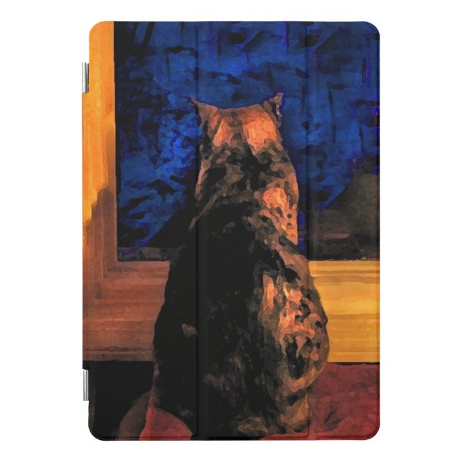 Cat in the Window 10.5 iPad Pro Case