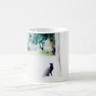 Cat in Veniza Coffee Mug
