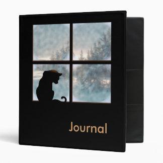 cat in window binder