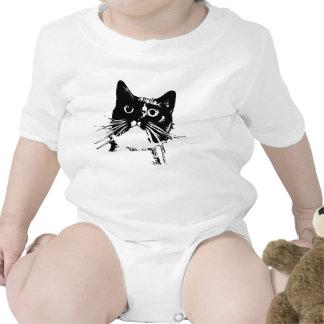 Cat Infant Creeper