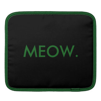 Cat iPad Case Sleeves For iPads