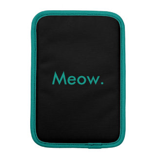 Cat iPad Mini Sleeve