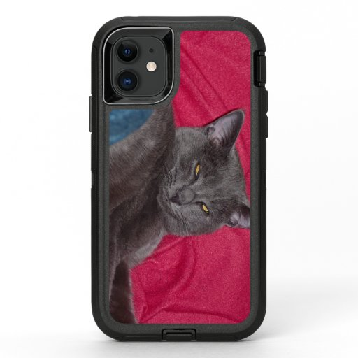 Cat iPhone 11 Defender case