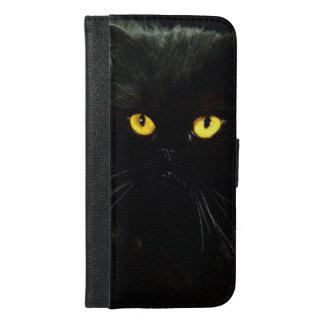 Cat iPhone 6/6s Plus Wallet Case