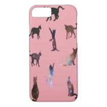 Cat iPhone 8 Clear Case