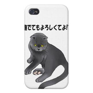 Cat iPhone 4/4S Case