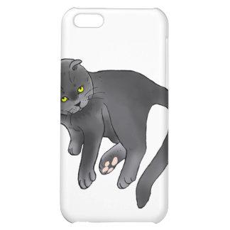 Cat iPhone 5C Cases