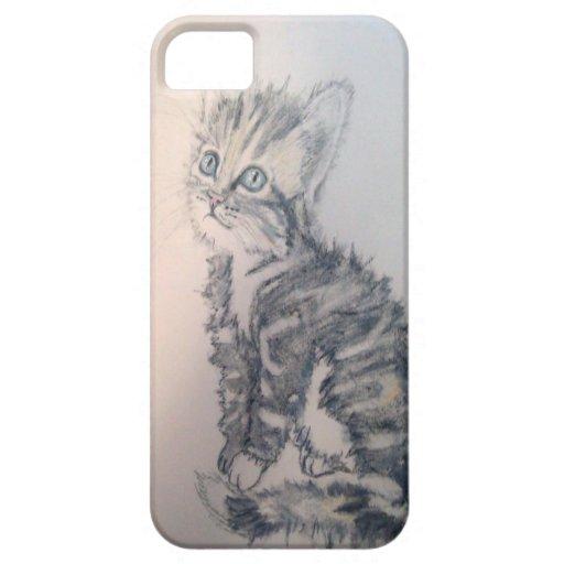 Cat iphone case iPhone 5 cover