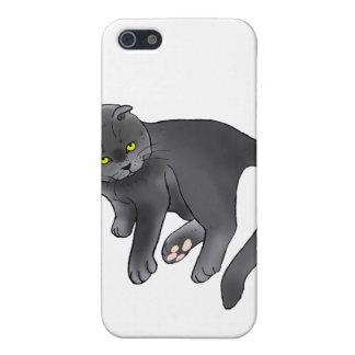 Cat iPhone SE/5/5s Cover
