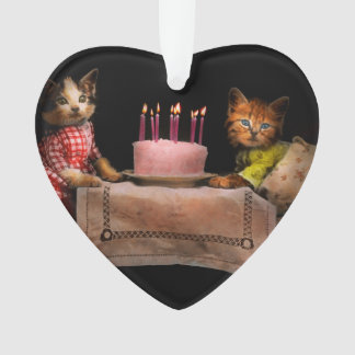 Cat - It's our birthday - 1914