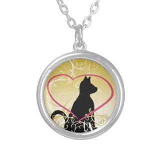 Cat Jewelry Ornate Love Cats CricketDiane