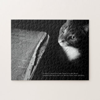 Cat [kat] jigsaw puzzles