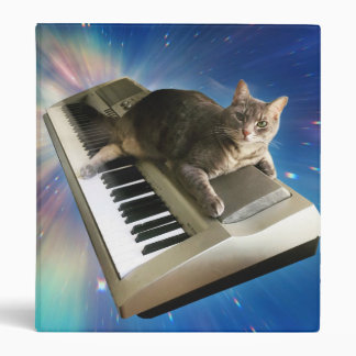 cat keyboard binder