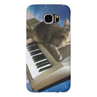 cat keyboard samsung galaxy s6 case